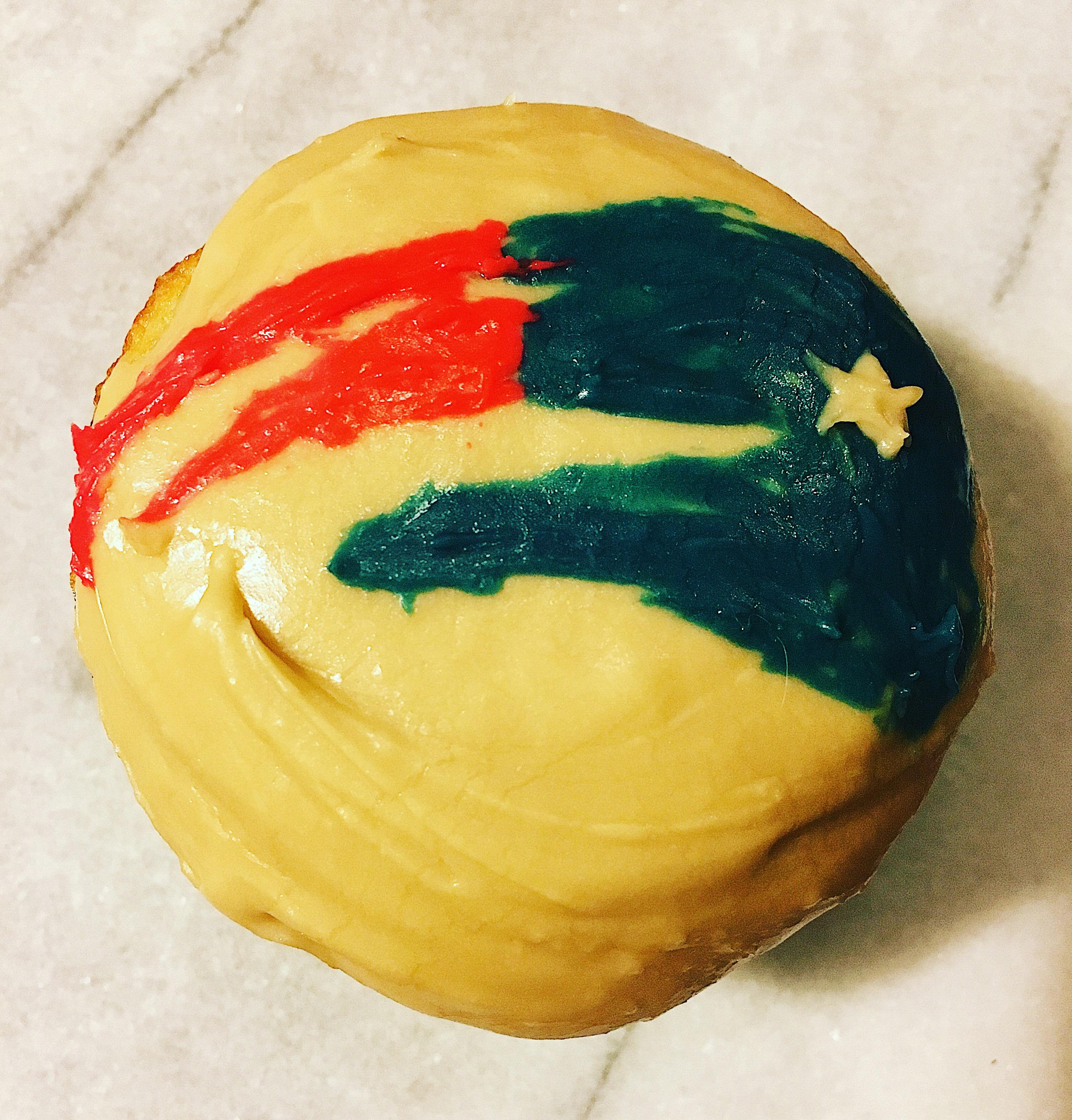 Boston Lager Super Bowl Cupcakes