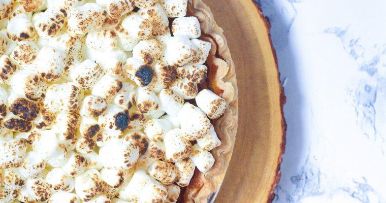 Kentucky Sweet Potato Pie