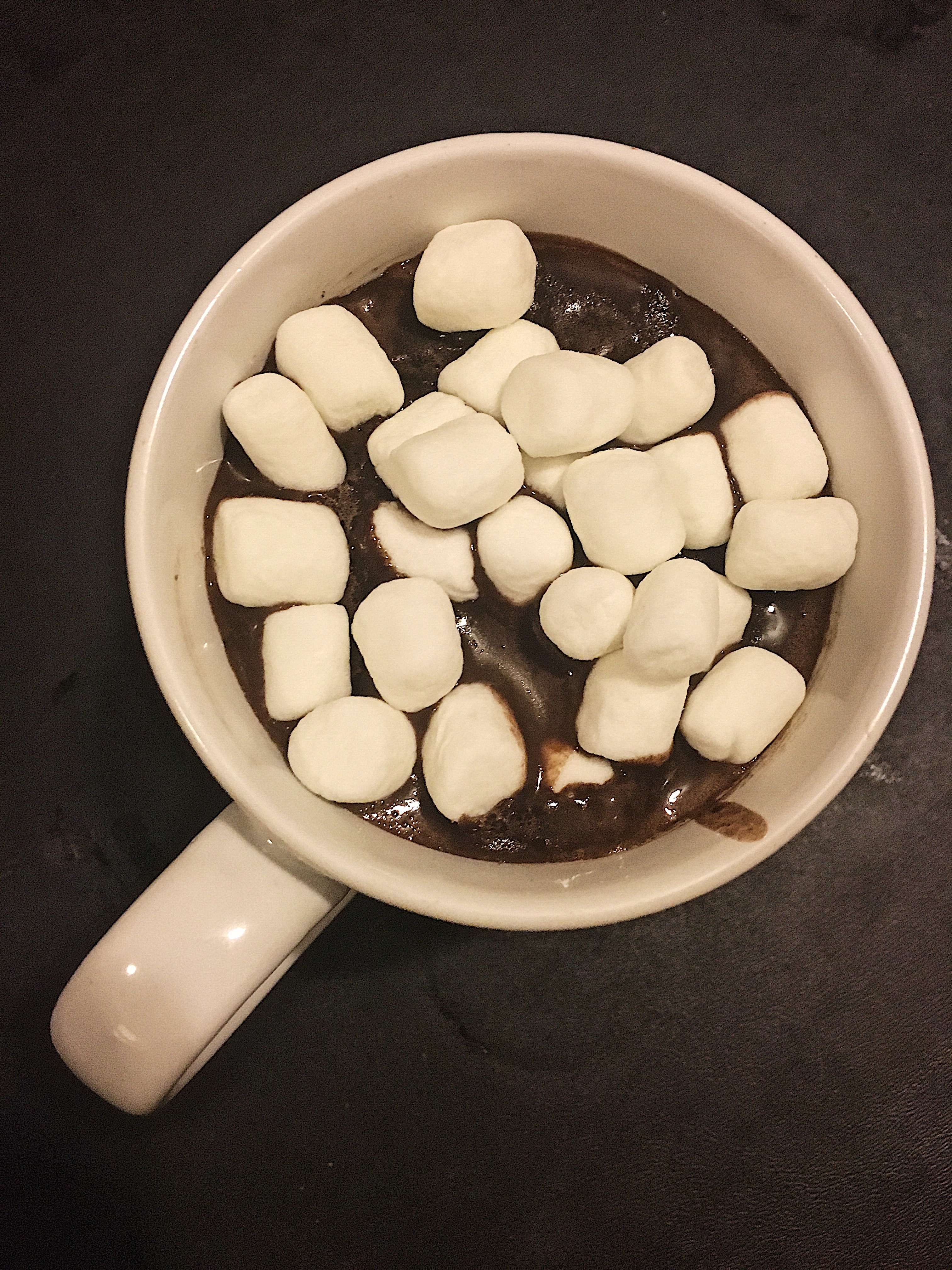 Hot Cocoa Month!