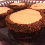 Pot O' Gold Guinness brownie pots with caramel Irish Whiskey gold mousse