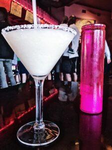 Pina Colada Margarita at Rosario's