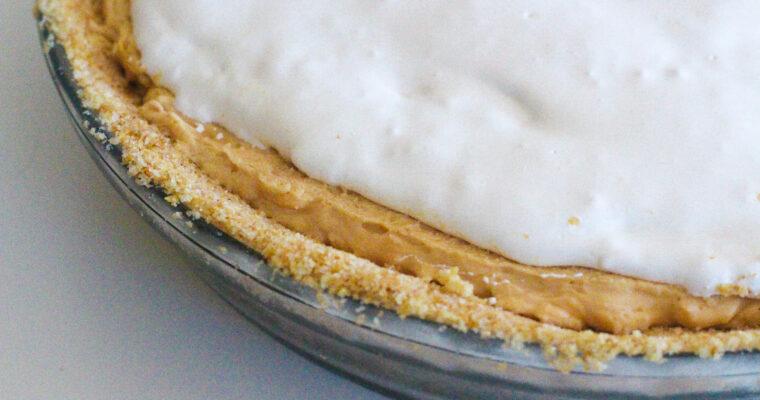 Fluffernutter Pie